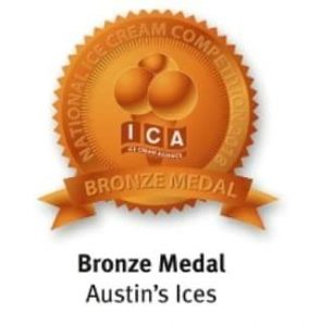 Bronze Medal Ice Cream Alliance